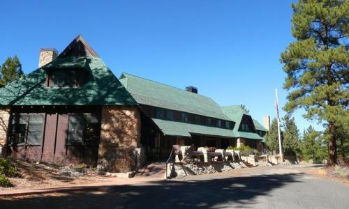 Bryce Canyon Lodge - Bryce Canyon National Park