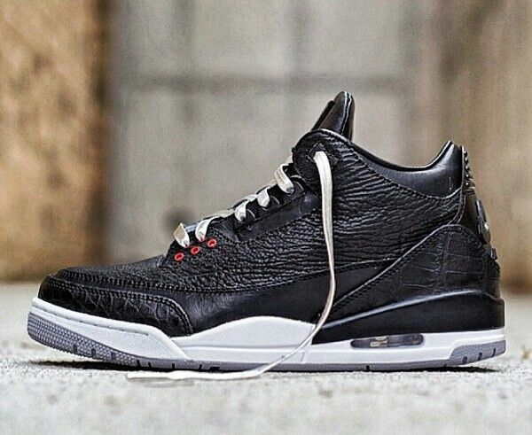 Air Jordan 3 Shark, Alligator, & Kangaroo by JBF Customs