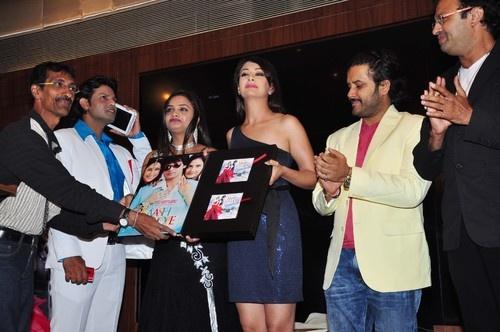 'Kaash Tum Hote' Music Launch - Preeti Jhangiani, Mukesh Bharti, Yogesh Lakhani, Manju Bharti, Amy Billimoria
