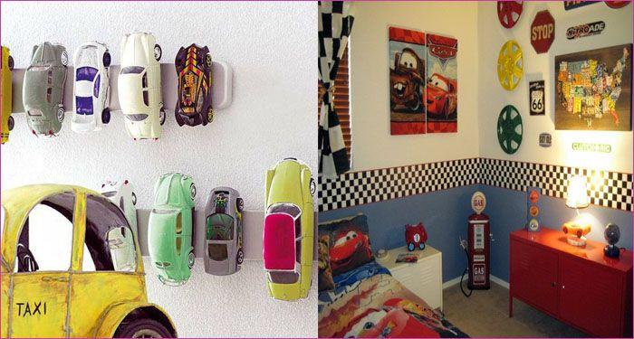 Diy slaapkamer ideeen diy interieur ideeen boekenkasten wanddecoratie en pallets - Kamer deco idee ...