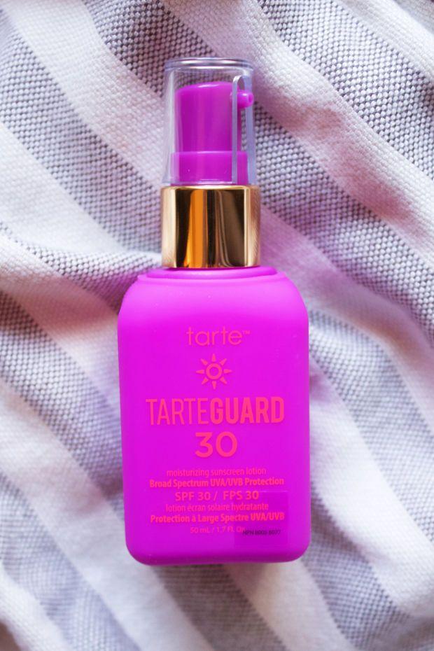 Tarte Tarteguard 30 Moisturizing Sunscreen Lotion SPF 30.