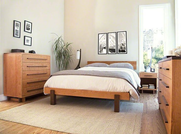 built bedroom furniture moduluxe. Built Bedroom Furniture Moduluxe. Our Modern American Platform Bed Created From Solid Choose Natural Cherry Moduluxe