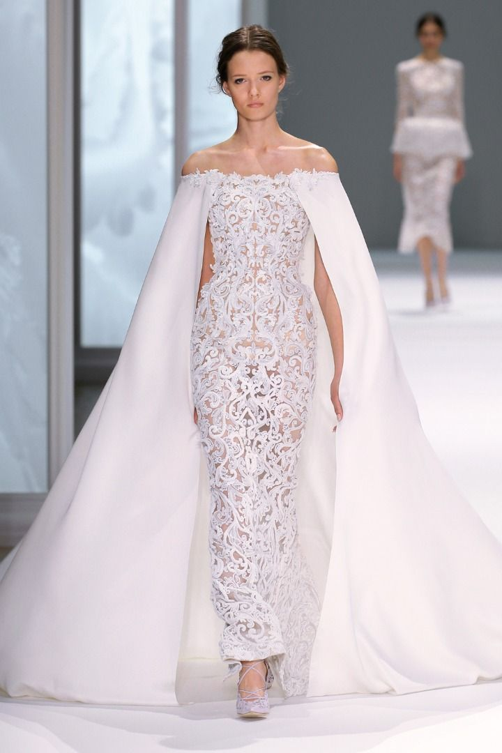 Ralph russo ss15 dresses pinterest couture for Ralph and russo wedding dress