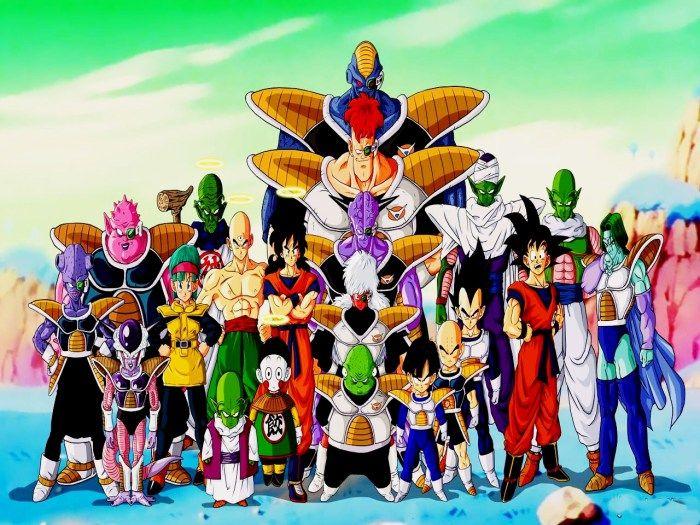 Frieza Saga Dragon Ball Z Dragon Ball Wallpapers Anime Dragon
