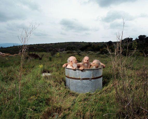 Hanne van der Woude: Brothers in tub, 2009-2015