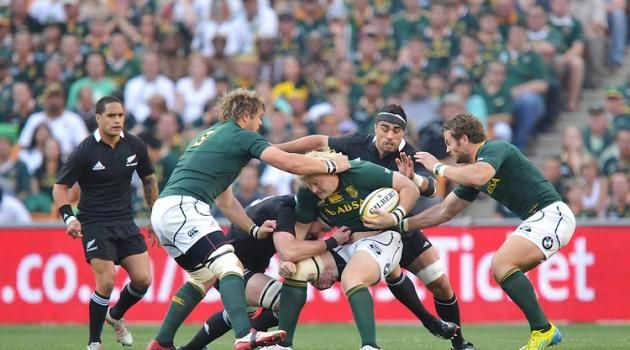 Rugby Championship at a glance