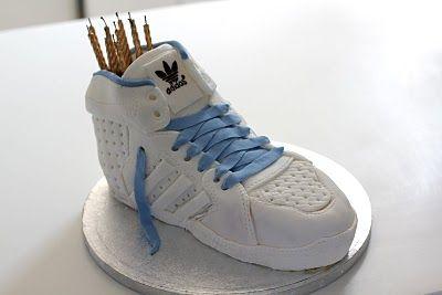 Adidas Trainer Cake!