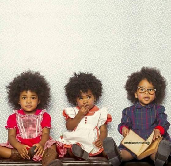 natural hair kids