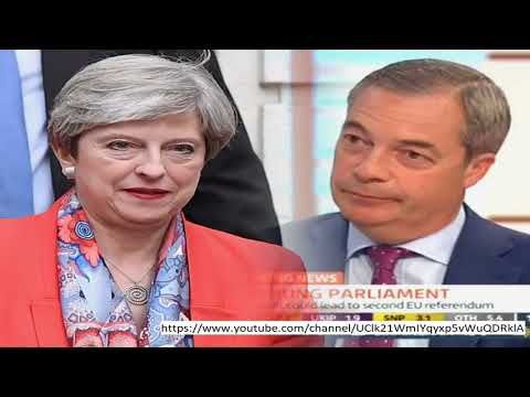 """00Fast News, Latest News, Breaking News, Today News, Live News. Please Subscribe! Farage DESTROYS Gupnment's 'petty' priorities later awful 'boycott' of US trade exhibition NIGEL FARAGE has doomed the """"petty and small-minded"""" method of your British..."""