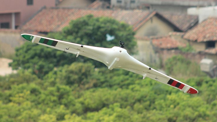 US Warehouse | ZETA FX-79 Buffalo FPV Flying Wing EPO 2000mm Wingspan RC Airplane Kit