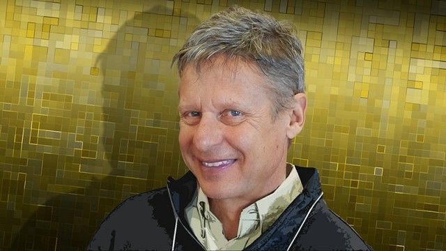 Gary Johnson's religion and political views