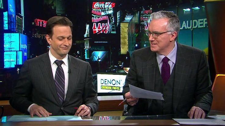 Josh Charles Reprises 'Sports Night' Character Dan Rydell on Keith Olbermann's ESPN Show
