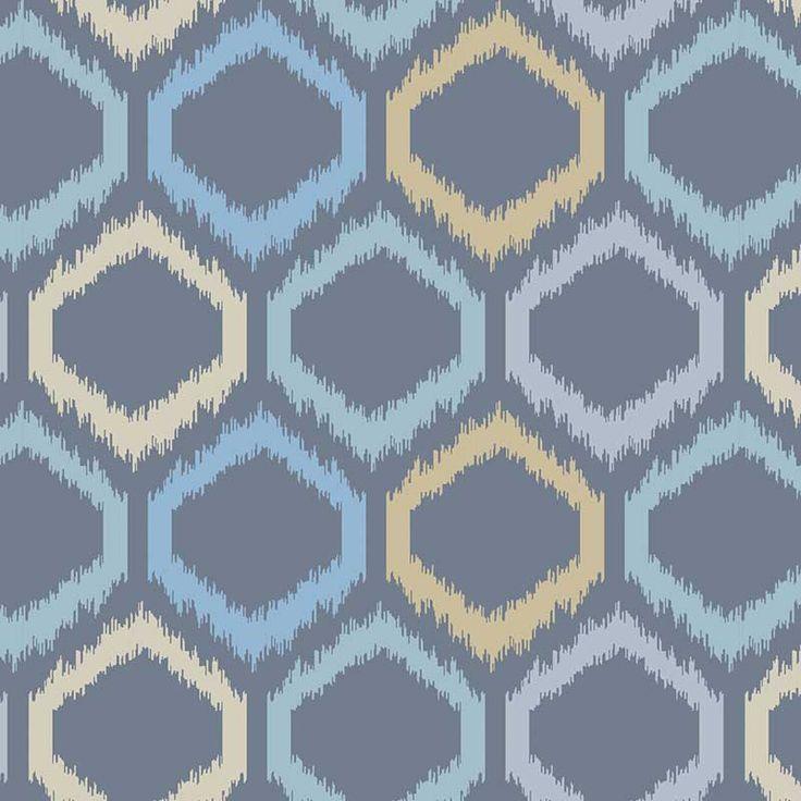Warwick Fabrics : DENVER (PNM) DENIM