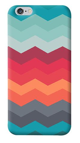 Chevron Levels Apple iPhone 6/6S Case
