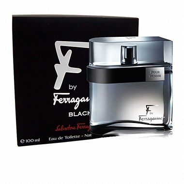 F BLACK BY FERRAGAMO 3.4 SP M  $35.
