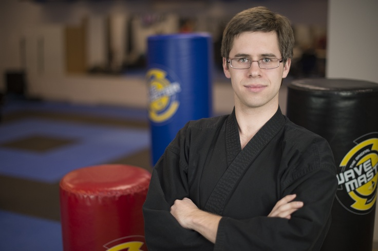 Sensei Logan, certified instructor, karate, cardio kickboxing