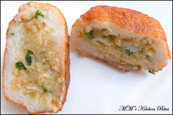 deep fried snacks recipes, bread snacks recipe, bread rolls recipe, indian stuffed bread rolls recipe, potato stuffed bread rolls recipe, veg bread rolls recipe
