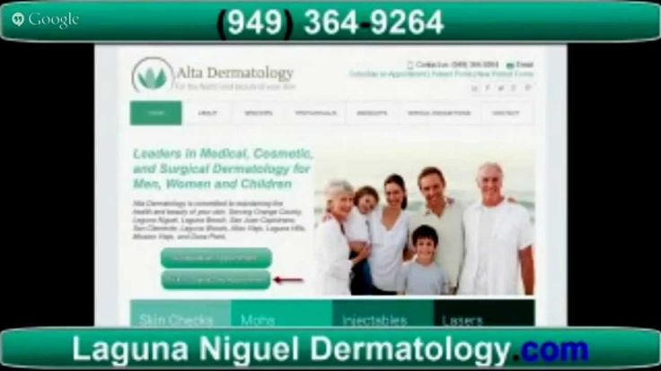 Laguna Hills dermatologists are your best defense against skin cancer and other epidermal; diseases