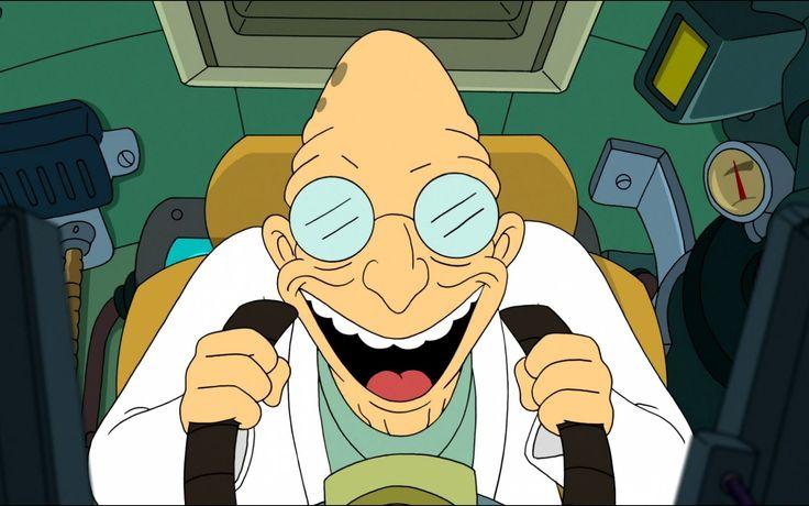 Professor Farnsworth #Futurama