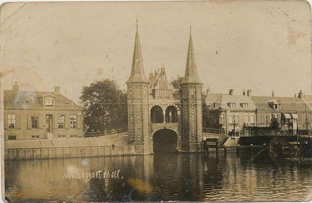 pc waterpoort Sneek 1930 | Flickr - Photo Sharing!
