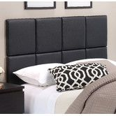Found it at Joss & Main - Chestercot Tile Upholstered Panel Headboard