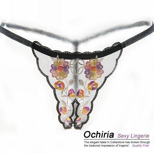 Wholesale Hot Lingerie - Buy European Posture Liya Boutique Lace Sexy Transparent Pants Perspective Temptation Thong Exotic Linge, $18.33 | DHgate