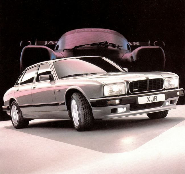 1991 Jaguar XJR Sport 4.0 liter