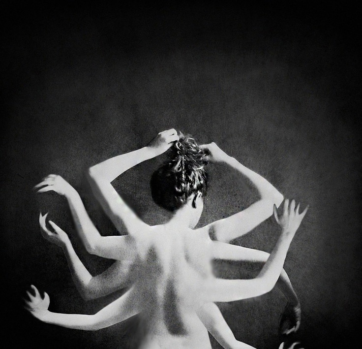 la fille araignée / la petite kamagi by Victoria Audouard, via 500px