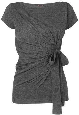 diy tshirts | DIY: remake an oversized t-shirt | ClothingCult.com
