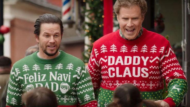 Марк Уолберг в новом трейлере «Здравствуй, папа, Новый год! 2» Продолжение новогодней комедии с Мэлом Гибсоном, Уиллом Фарреллом и другими актерами выйдет в прокат уже в ноябре.