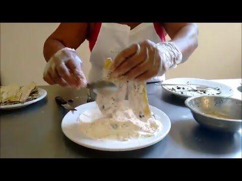 Bife de casca de banana - YouTube