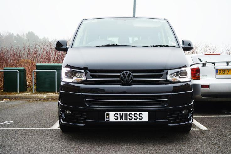 Our Transporter Sportline is looking frsh today! #T5 #Transporter #Sportline #VW…