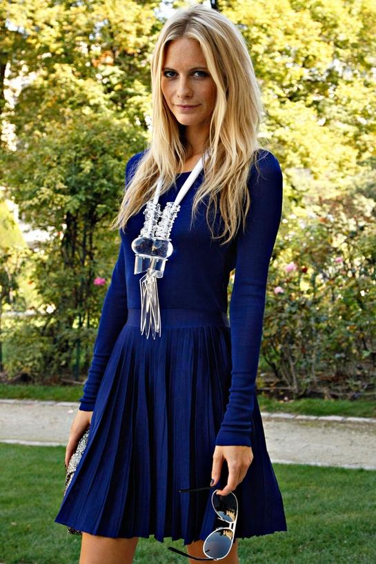 Buy here: I <3 Cobalt blue dresses