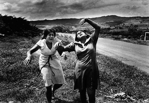 Santiago de Chile, Koen Wessing, 1973