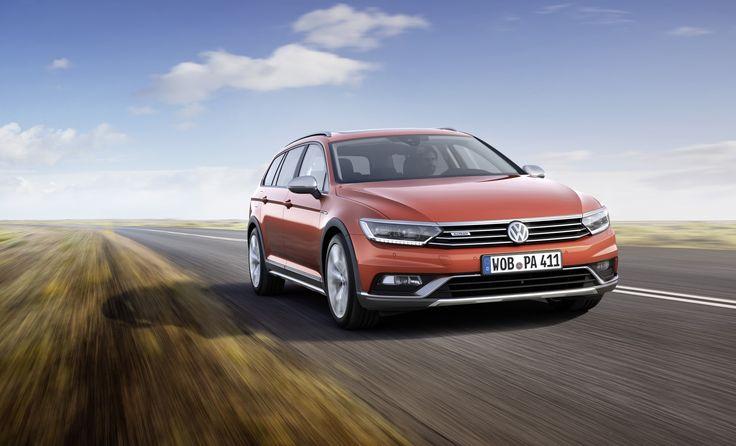 News: VW Passat Alltrack - Familienkombi auf Abwegen