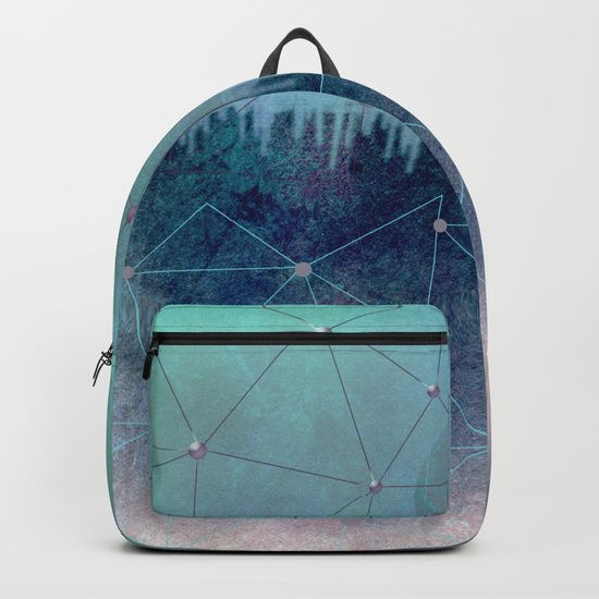 Future Planet #Society6 #buyart #decor Backpack