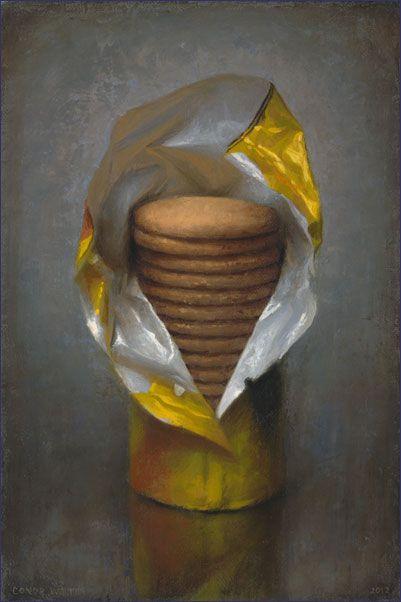 Conor Walton, Biscuits