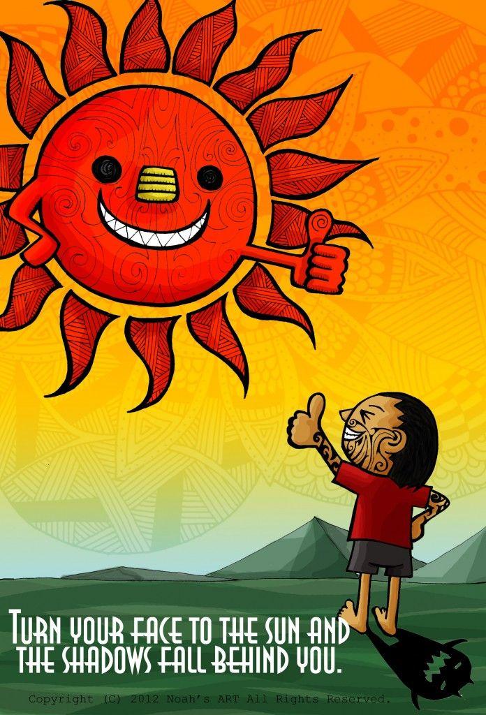 Maori & Sun