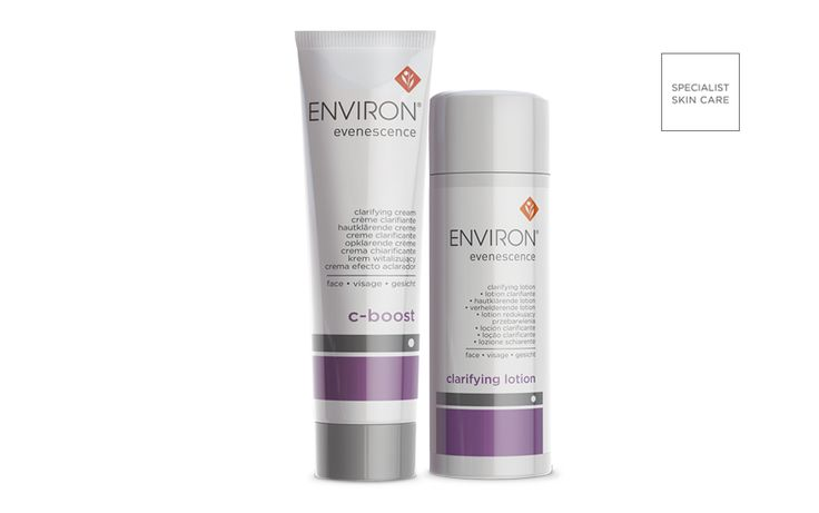 Environ Evenescence Skin Care Range l Environ Global