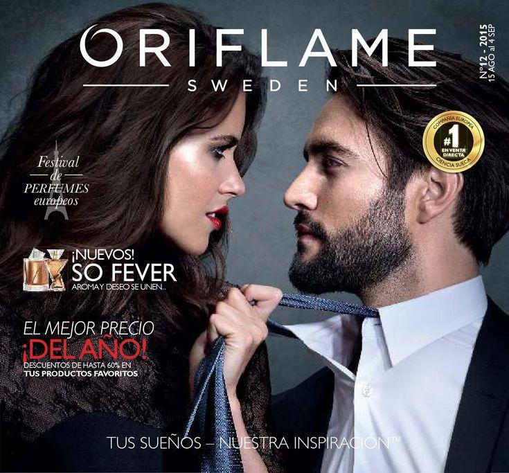 ISSUU - C 12 ORIFLAME CHILE 2015 de jakeline orchard