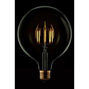 GLOBE FILAMENT LED - 6,5 W -  D120 - E 27