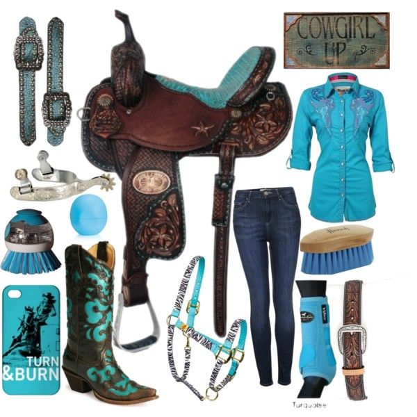 Turquoise Western