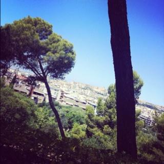 #cagliari vista da #monteurpinu - #sardegna - #bbvillamarialuisa