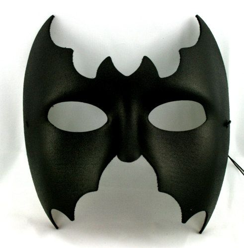 Black mens masquerade mask, Be BatMan for a night. £8.99 http://www.masquerademasksshop.co.uk/venetianmaskshop/prod_2011415-Black-mens-masquerade-mask-The-executioner.html