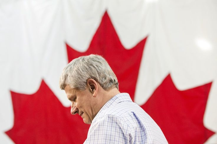 Canada Election: Harper, Trudeau, and the Challenge to Canadian Identity - The Atlantic