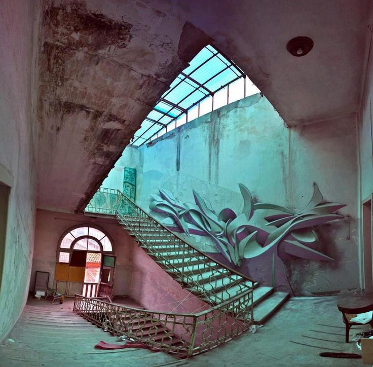 Graffiti - Artwork: Peeta