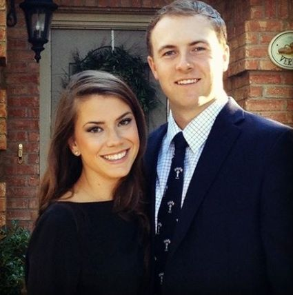 Jordan Spieth's Girlfriend Annie Verret: Golf's Newest WAG