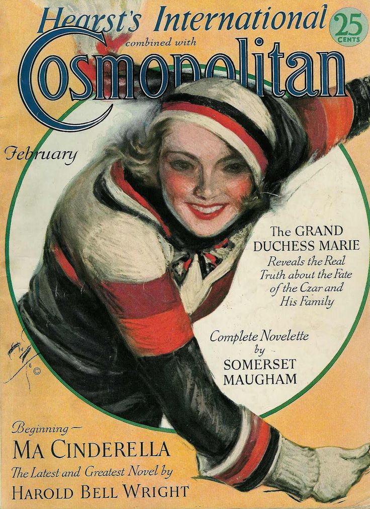 Cosmopolitan Magazine (Harrison Fisher)