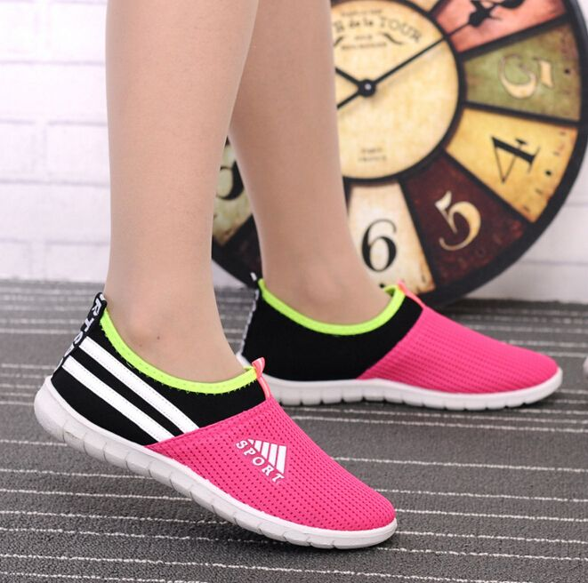 Women cool mesh breathable shoes female sport and outdoor soft bottom shoes lady casual slip on  shoes zapatos de mujer #>=#>=#>=#>=#> Click on the pin to check out discount price, color, size, shipping, etc. Save and like it!