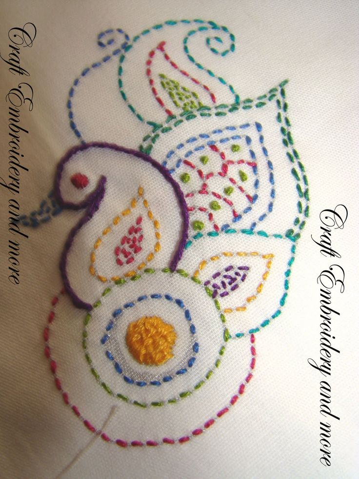 Hand Embroidery Kantha Work Image Collections Handicraft Ideas